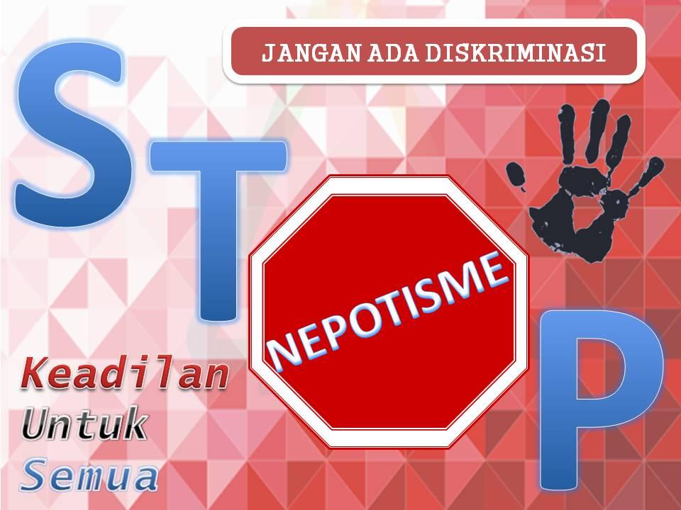 STOP NEPOTISME